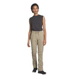 The North Face Aphrodite 2.0 Athletic Jogger Beige Hiking Pant